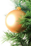 Ball christmas decoration Royalty Free Stock Photos