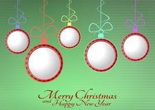 Ball christmas Royalty Free Stock Photos