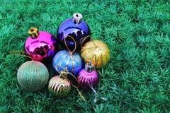 Ball christmas ornament Stock Photos
