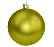 Ball for Christmas Royalty Free Stock Images