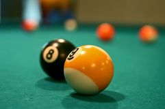 Ball close-up Royalty Free Stock Photography