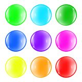 Ball Color fun Stock Photography
