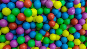 Ball colour background stock photo