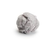 A ball common house dust. Stock Photography