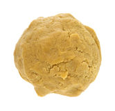 Ball of cookie dough Stock Photography