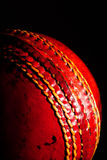 Ball cricket Stock Photo