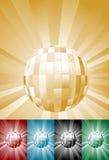 ball crystal Στοκ φωτογραφία με δικαίωμα ελεύθερης χρήσης