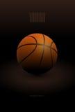 Ball in the dark Stock Photos