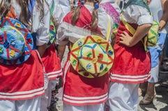 Ball de Pastorets at Festa Major in Sitges, Spain Royalty Free Stock Photo
