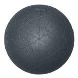 Ball des Puzzlen 3D stockfotos