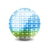ball disco Στοκ εικόνα με δικαίωμα ελεύθερης χρήσης