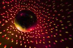 ball disco Στοκ φωτογραφίες με δικαίωμα ελεύθερης χρήσης