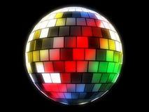 ball disco Στοκ Εικόνα