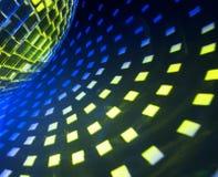 ball disco illumination multicolor Στοκ Φωτογραφία