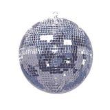 ball disco mirror shinny Στοκ Φωτογραφίες