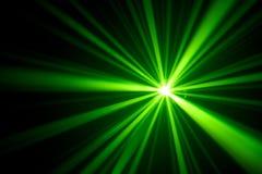 ball disco rays Στοκ Φωτογραφίες