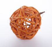 Ball from elastic bands Stock Photography