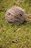 Ball of electrical wire Stock Photography