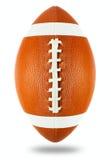 Ball für amerikanischen Fußball Lizenzfreies Stockfoto