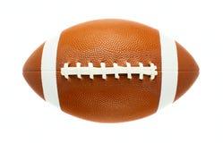Ball für amerikanischen Fußball Lizenzfreie Stockfotos
