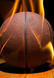 Ball of fire Stock Images