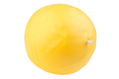 Ball for fitness Royalty Free Stock Photography