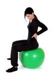 Ball fitness Stock Photos