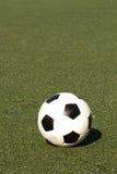 Ball  football,  field Stock Photo