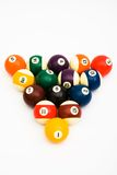 Ball For Game In Billiards Stock Image