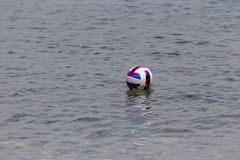 Free Ball For Playing In Water Royalty Free Stock Images - 120314169