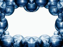 Ball frame 3 Royalty Free Stock Photos