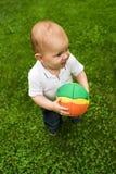 Ball game Stock Photography