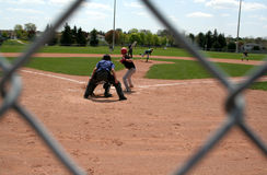 Ball Game royalty free stock photography