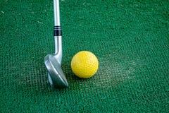 Ball Game, Putter, Grass, Tennis Equipment And Supplies stock image