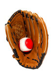 Ball and Glove Stock Photos