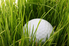 Ball for golf Royalty Free Stock Photography