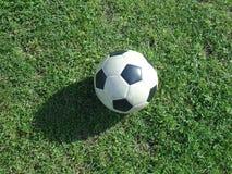 Ball in grass Stock Photos