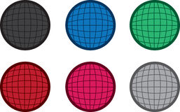 Ball Grids Stock Photos
