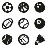 Ball Icons Freehand Fill. This image is a illustration and can be scaled to any size without loss of resolution royalty free illustration