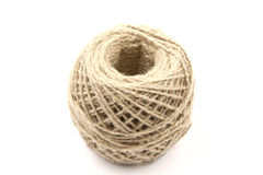 Ball of Jute Twine Royalty Free Stock Image