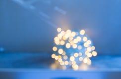 Ball of light Stock Photography