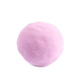 Ball made of kinetic sand  Stock Images