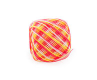 Ball of melange yarn Stock Photography
