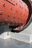 Ball Mill Royalty Free Stock Photography