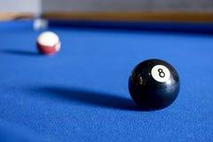 Ball Nr. acht Lizenzfreie Stockbilder