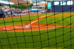 Ball park Stock Photo