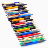 Ball Pens Royalty Free Stock Photography