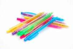 Ball pens Royalty Free Stock Photo