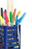 Ball pens Stock Image