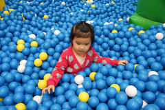 Ball pit Stock Photos